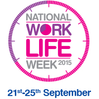 Working Families National Work Life Week 21-25 September 2015