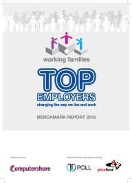 Top Employers benchmark report 2015