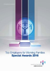 Top Employers Special Awards 2016